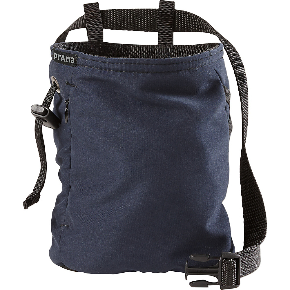 PrAna Zipper Chalk Bag Indigo - PrAna Other Sports Bags