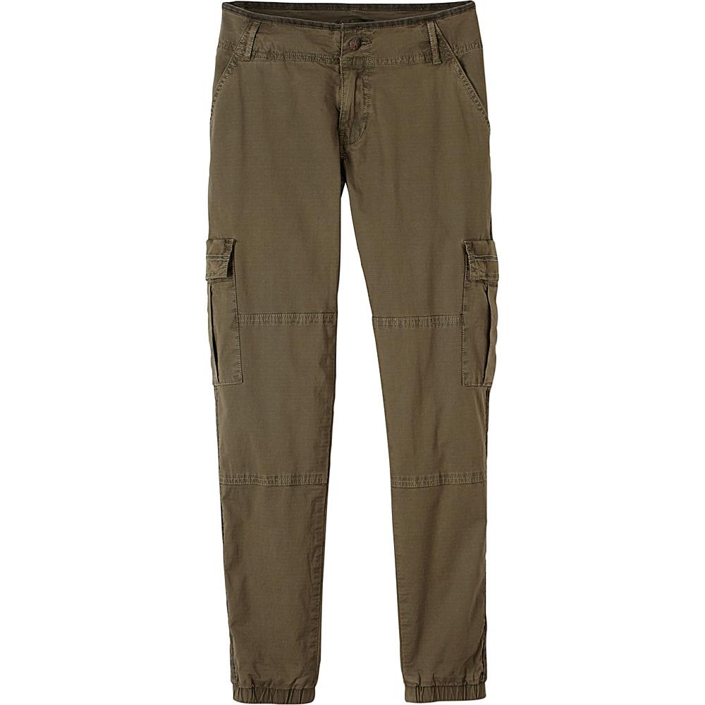 PrAna Kadri Pant 0 - Cargo Green - PrAna Womens Apparel - Apparel & Footwear, Women's Apparel