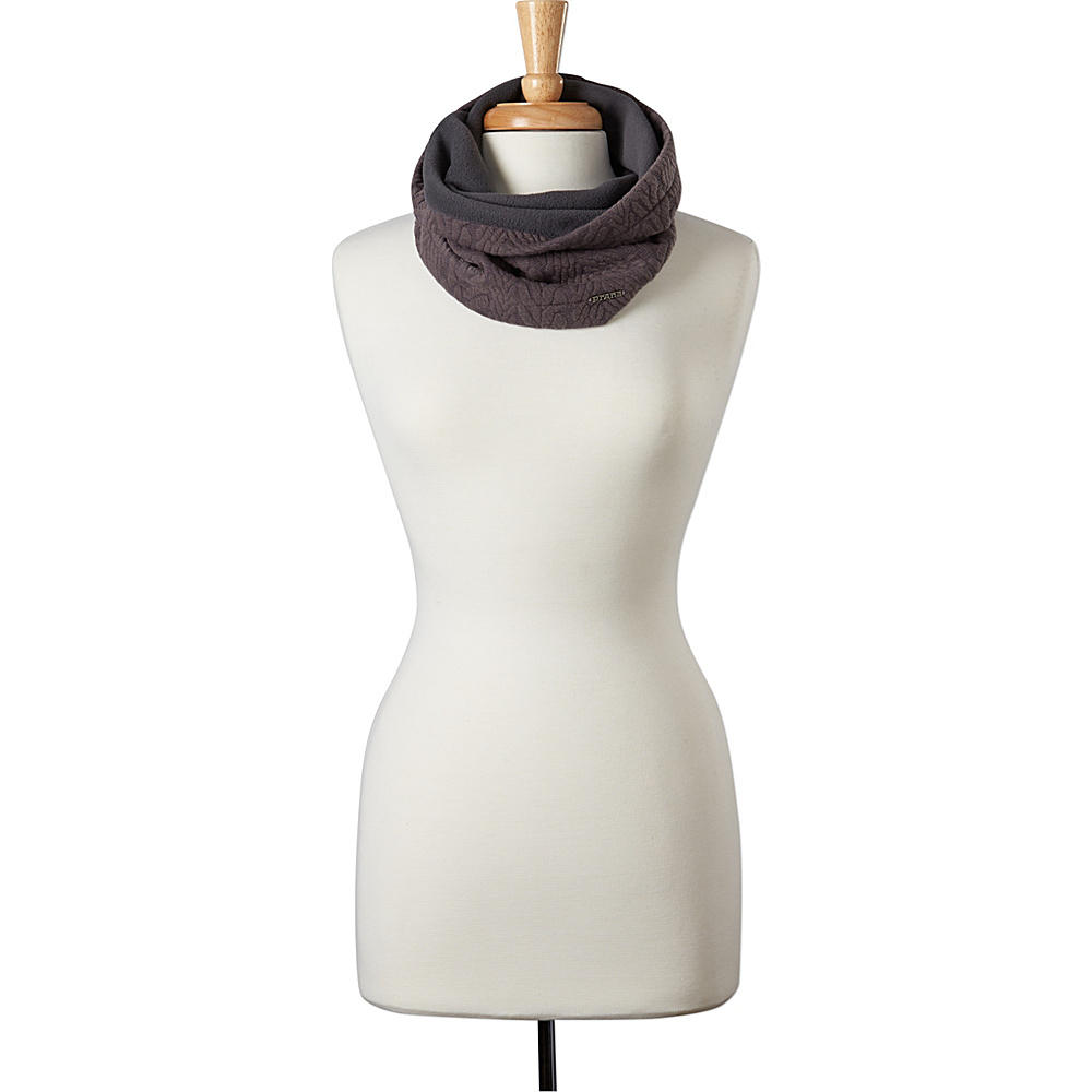 PrAna Orla Infinity Scarf Muted Truffle - PrAna Hats/Gloves/Scarves - Fashion Accessories, Hats/Gloves/Scarves
