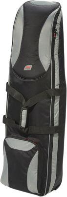Andare Battalion Softside Wheeled Golf Set Travel Cover Grey/ Black - Andare Golf Bags