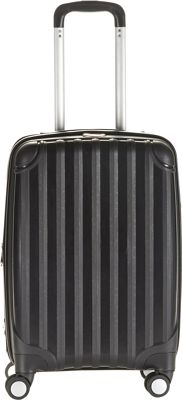 Andare Miami 20 inch 8 Wheel Spinner Upright Black - Andare Hardside Carry-On
