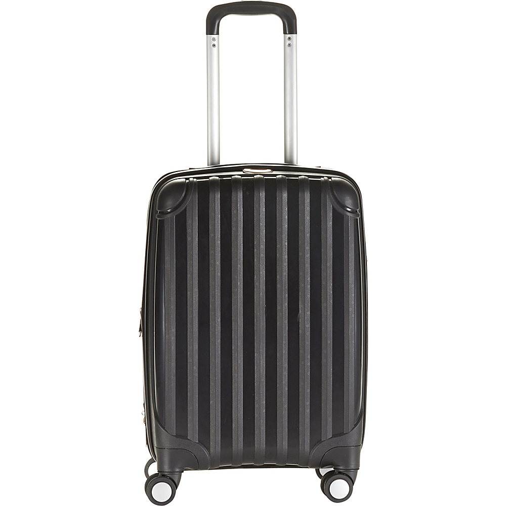 Andare Miami 20 8 Wheel Spinner Upright Black Andare Hardside Carry On