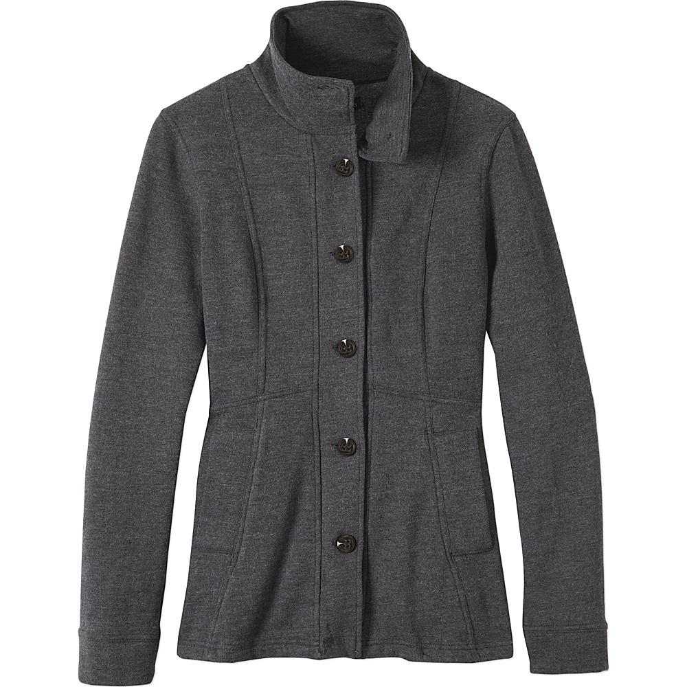 PrAna Catrina Jacket XS - Black - PrAna Womens Apparel - Apparel & Footwear, Women's Apparel
