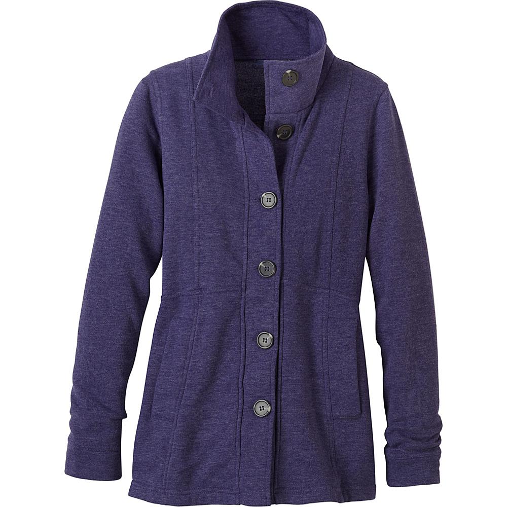 PrAna Catrina Jacket XS - Indigo - PrAna Womens Apparel - Apparel & Footwear, Women's Apparel