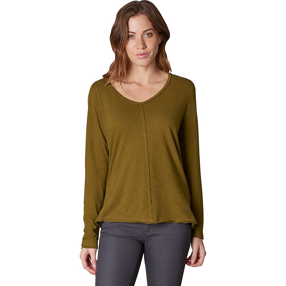 PrAna Romina Top L - Saguaro - PrAna Womens Apparel - Apparel & Footwear, Women's Apparel