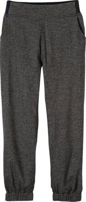 PrAna Annexi Pant XL - Black Herringbone - PrAna Women's Apparel