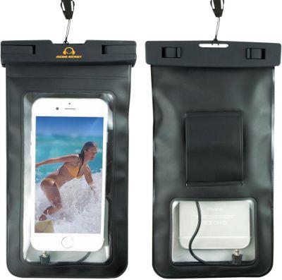 Gear Beast TPU Waterproof Bag Running Armband Black - Gear Beast Electronic Cases