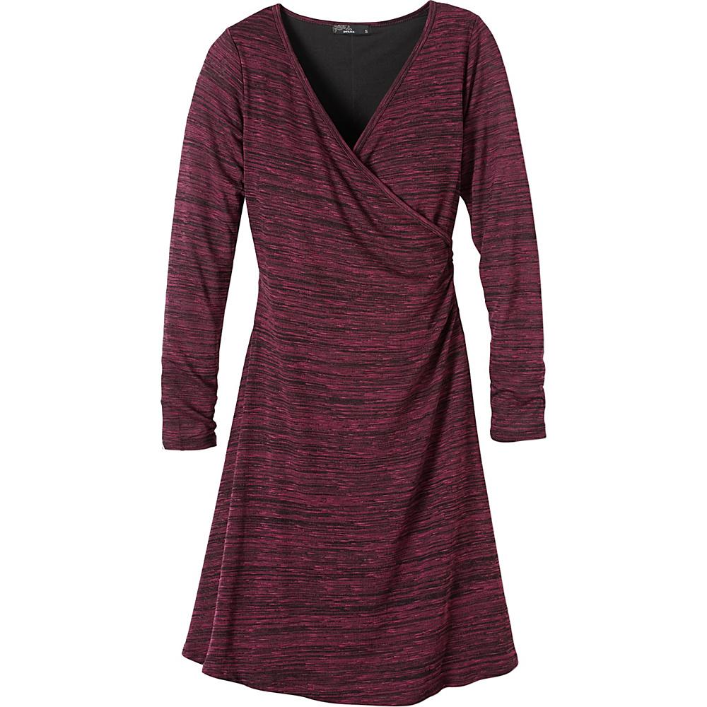 PrAna Nadia Dress M - Grapevine - PrAna Womens Apparel - Apparel & Footwear, Women's Apparel