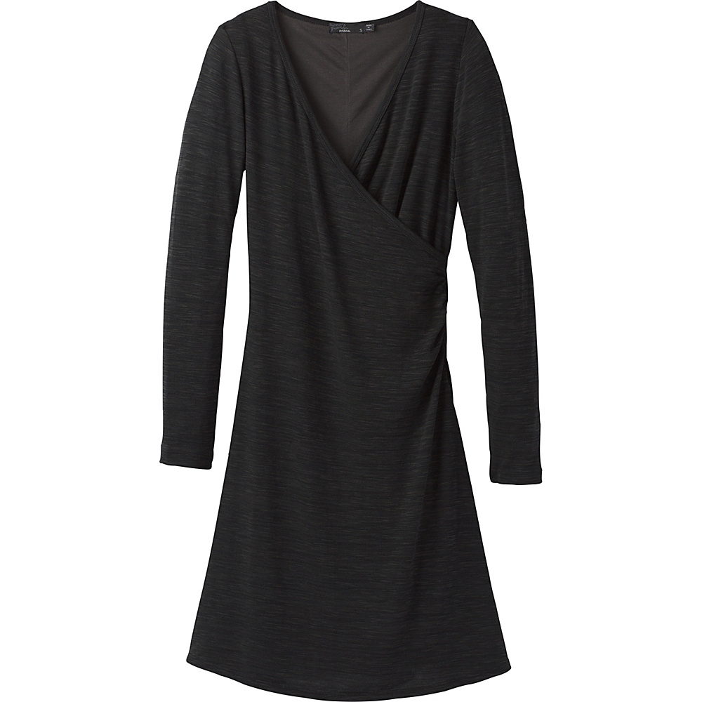 PrAna Nadia Dress XL - Charcoal - PrAna Womens Apparel - Apparel & Footwear, Women's Apparel