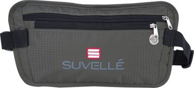 Suvelle RFID Hidden Travel Waist Pack Wallet Khaki - Suvelle Travel Wallets