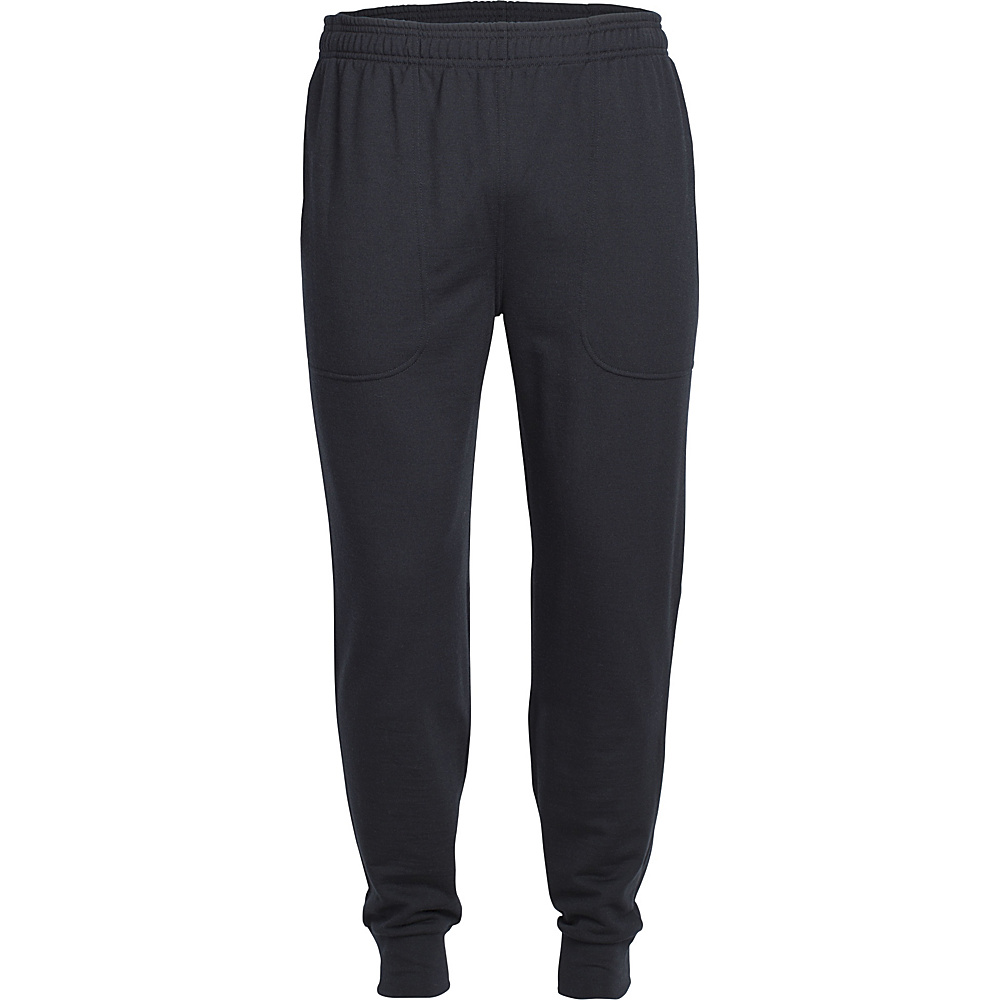 Icebreaker Mens Shifter Pants S - Black - Icebreaker Mens Apparel - Apparel & Footwear, Men's Apparel