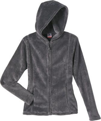Colorado Clothing Womens Paonia Hoody S - Storm - Colorado Clothing Women's Apparel 10490035