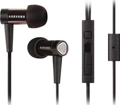 Creative Labs Aurvana In-Ear 2 Plus Earphones Black - Creative Labs Headphones & Speakers