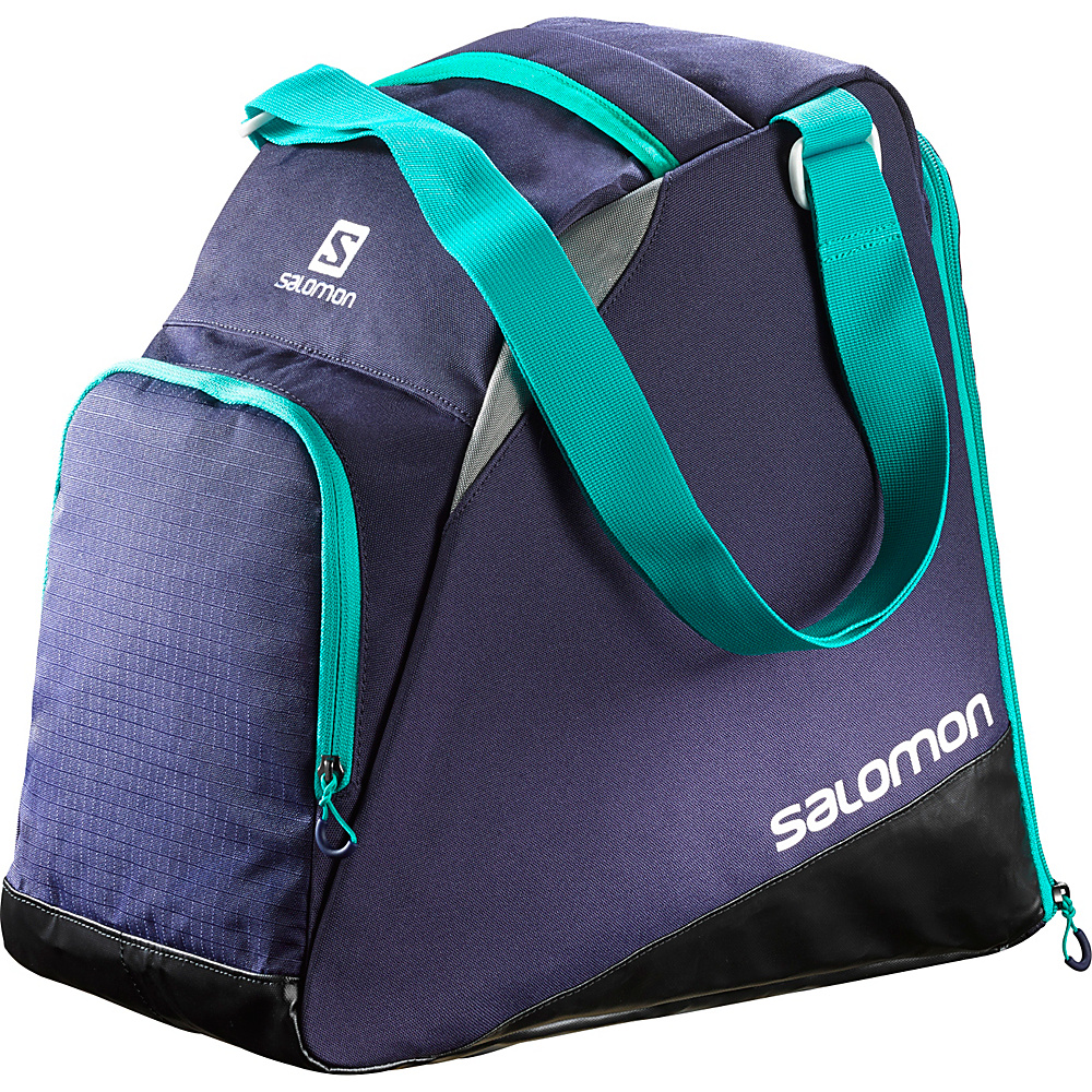 Salomon Extend Gear Bag Night Shade/ Teal Blue - Salomon Ski and Snowboard Bags