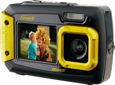 Coleman Coleman Duo2 20.0 MP Underwater Digital & Video Camera
