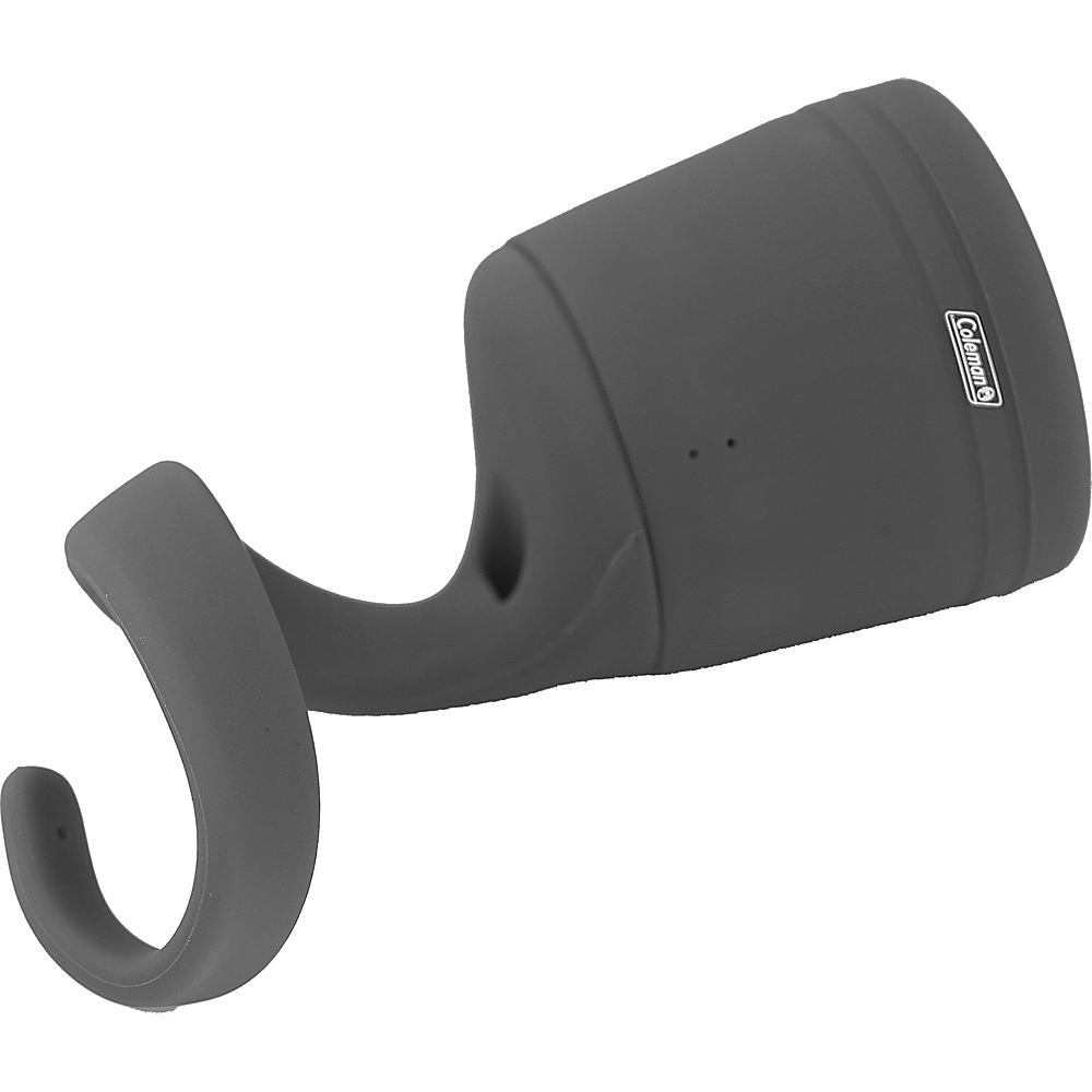 Coleman True Wireless Stereo Link Waterproof Bluetooth Speaker Single Unit Grey Coleman Cameras