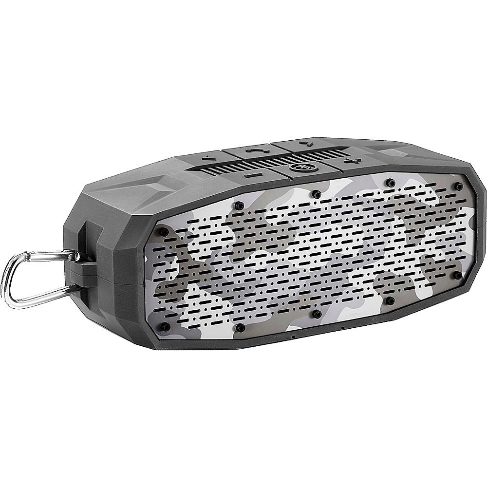 Coleman SoundTrail Rugged Waterproof Bluetooth Speaker Camouflage Coleman Headphones Speakers