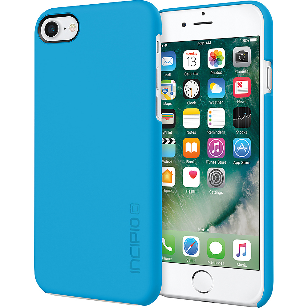 Incipio Feather for iPhone 7 Cyan - Incipio Electronic Cases - Technology, Electronic Cases
