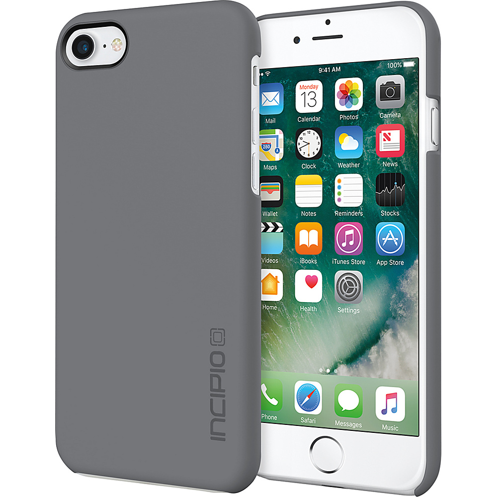 Incipio Feather for iPhone 7 Gray(GRY) - Incipio Electronic Cases - Technology, Electronic Cases