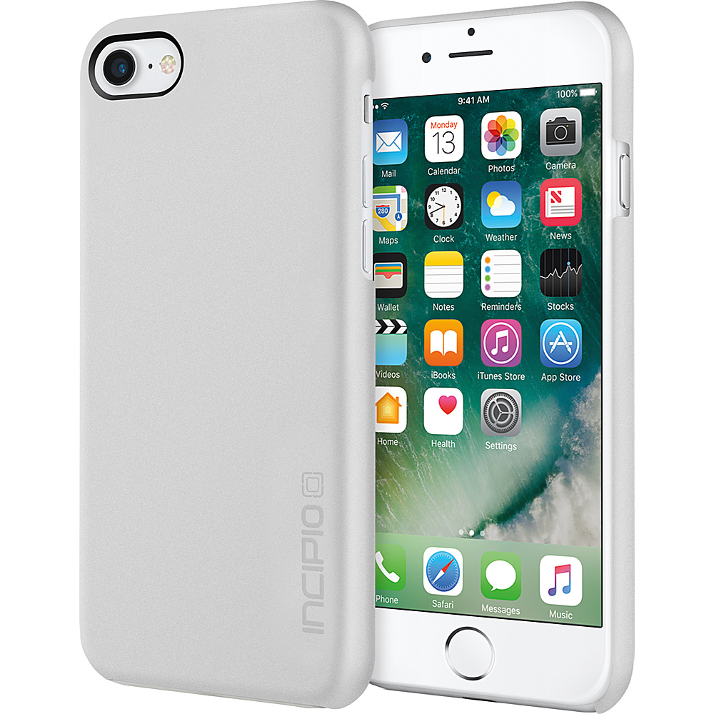 Incipio Feather for iPhone 7 Iridescent Silver(SVR) - Incipio Electronic Cases - Technology, Electronic Cases