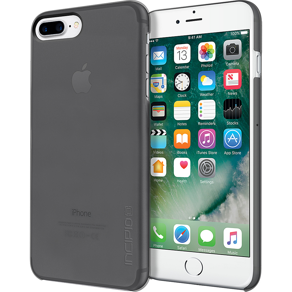 Incipio Feather Pure for iPhone 7 Plus Smoke - Incipio Electronic Cases - Technology, Electronic Cases