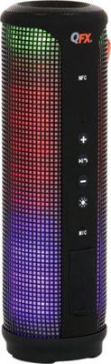 QFX Sound Burst Pro Portable Wireless Speaker Black - QFX Headphones & Speakers
