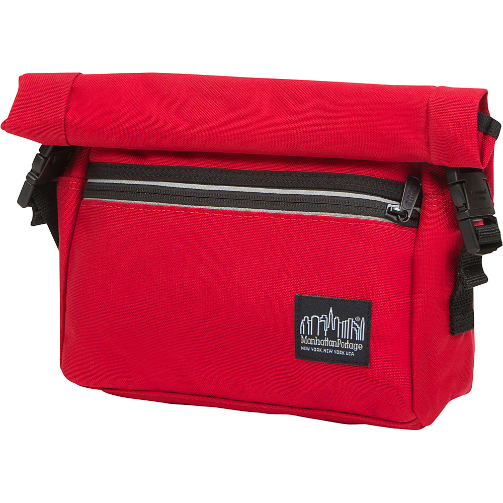 Manhattan Portage Pursuit Handlebar Bag Red - Manhattan Portage Other Sports Bags - Sports, Other Sports Bags