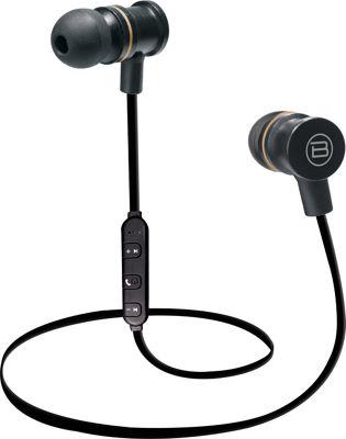 B iconic Coasting Bluetooth Necklace Black - B iconic Headphones & Speakers