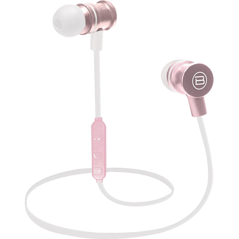 948e924e032 B iconic Coasting Bluetooth Necklace Pink - B iconic Headphones & Speakers: Coasting  Bluetooth Necklace Pink. Magnetic Bluetooth Earbud Necklace - B iconic ...
