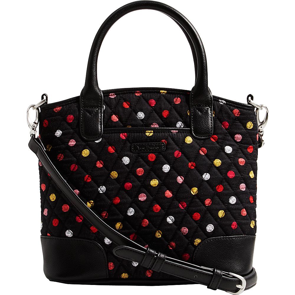 Vera Bradley Day Off Crossbody Havana Dots - Vera Bradley Fabric Handbags - Handbags, Fabric Handbags