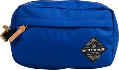 United by Blue Crest Travel Case Blueprint - United by Blue Toiletry Kits