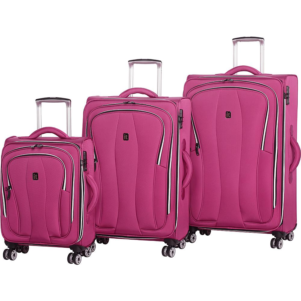 it luggage Daybreak 8 Wheel 3 Piece Luggage Set Malaga - it luggage Luggage Sets