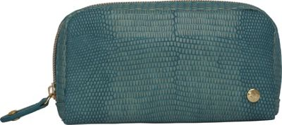 Stephanie Johnson Galapagos Mini Cosmetic Pouch Teal - Stephanie Johnson Women's SLG Other