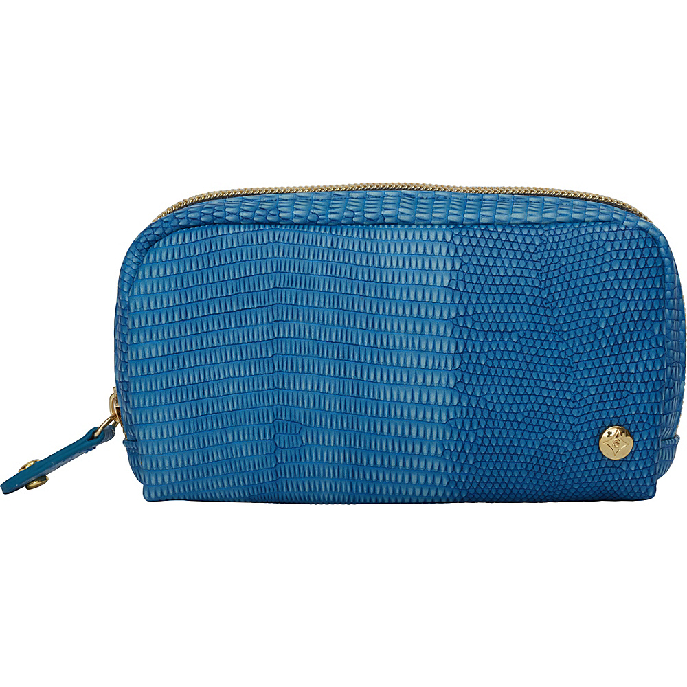 Stephanie Johnson Galapagos Mini Cosmetic Pouch Denium Stephanie Johnson Women s SLG Other