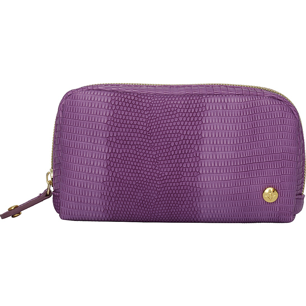 Stephanie Johnson Galapagos Mini Cosmetic Pouch Deep Orchid Stephanie Johnson Women s SLG Other