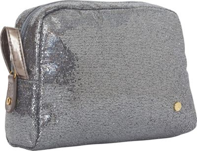Stephanie Johnson Sunset Greta Medium Cosmetic Case Gunmetal - Stephanie Johnson Travel Health & Beauty
