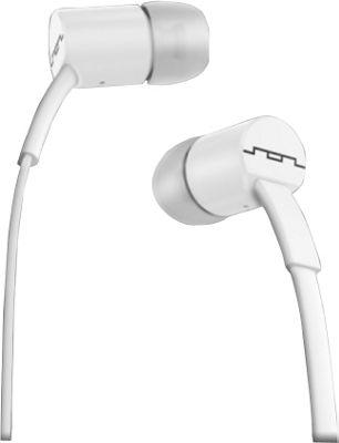 Sol Republic Jax In-Ear Headphones White - Sol Republic Headphones & Speakers