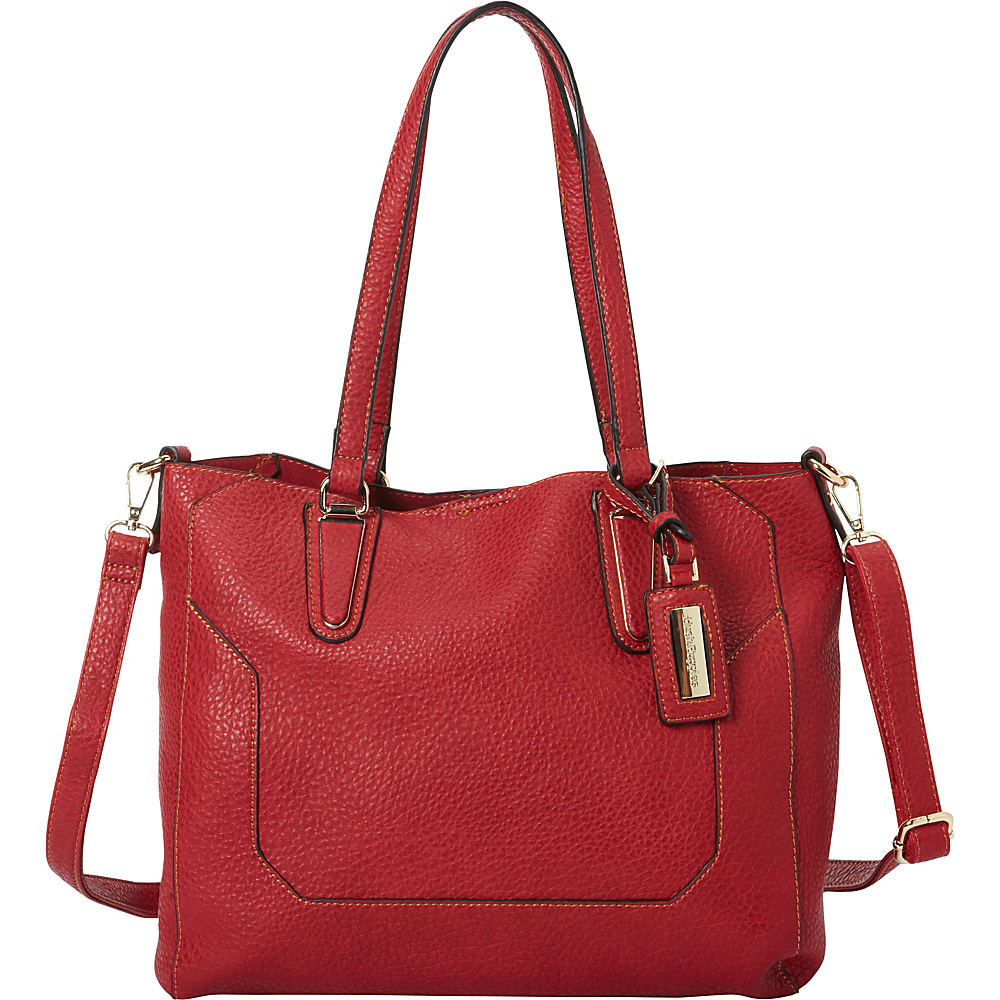 Hush Puppies Micaela Shoulder Bag Red Hush Puppies Manmade Handbags
