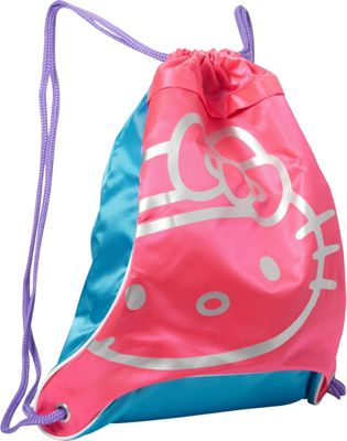 Hello Kitty Golf Hello Kitty Golf Hello Kitty GO! Sackpack Pink - Hello Kitty Golf Everyday Backpacks