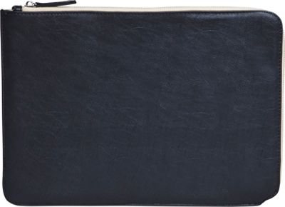 Setton Brothers 13 inch Faux Leather Sleeve Black - Setton Brothers Electronic Cases