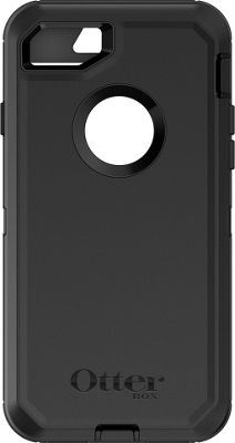 Otterbox Ingram Defender iPhone7 Case Black - Otterbox Ingram Electronic Cases