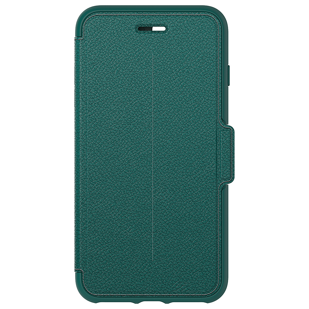 Otterbox Ingram iPhone 7 Plus Strada Series Folio Case Pacific Opal Otterbox Ingram Electronic Cases