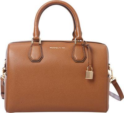 MICHAEL Michael Kors Mercer Medium Duffle Luggage - MICHAEL Michael Kors Designer Handbags