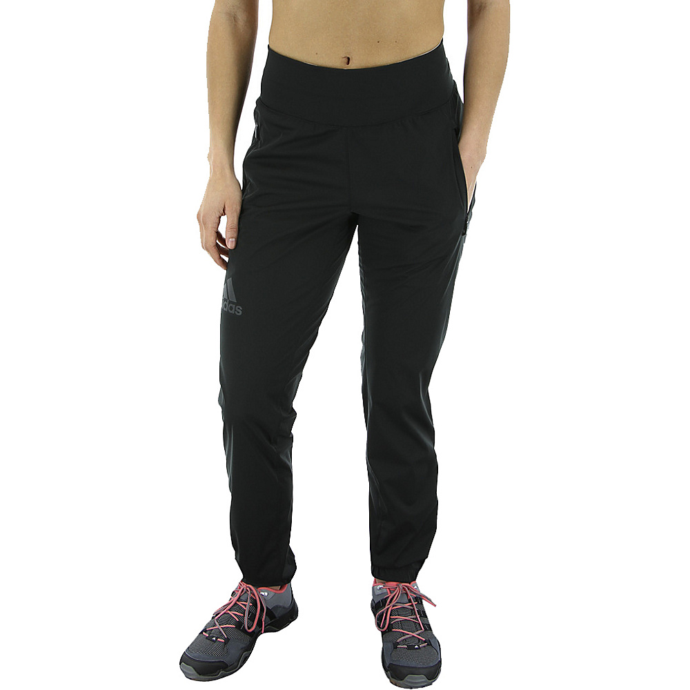 adidas outdoor Womens Xperior Softshell Pant XL - Black - adidas outdoor Womens Apparel - Apparel & Footwear, Women's Apparel