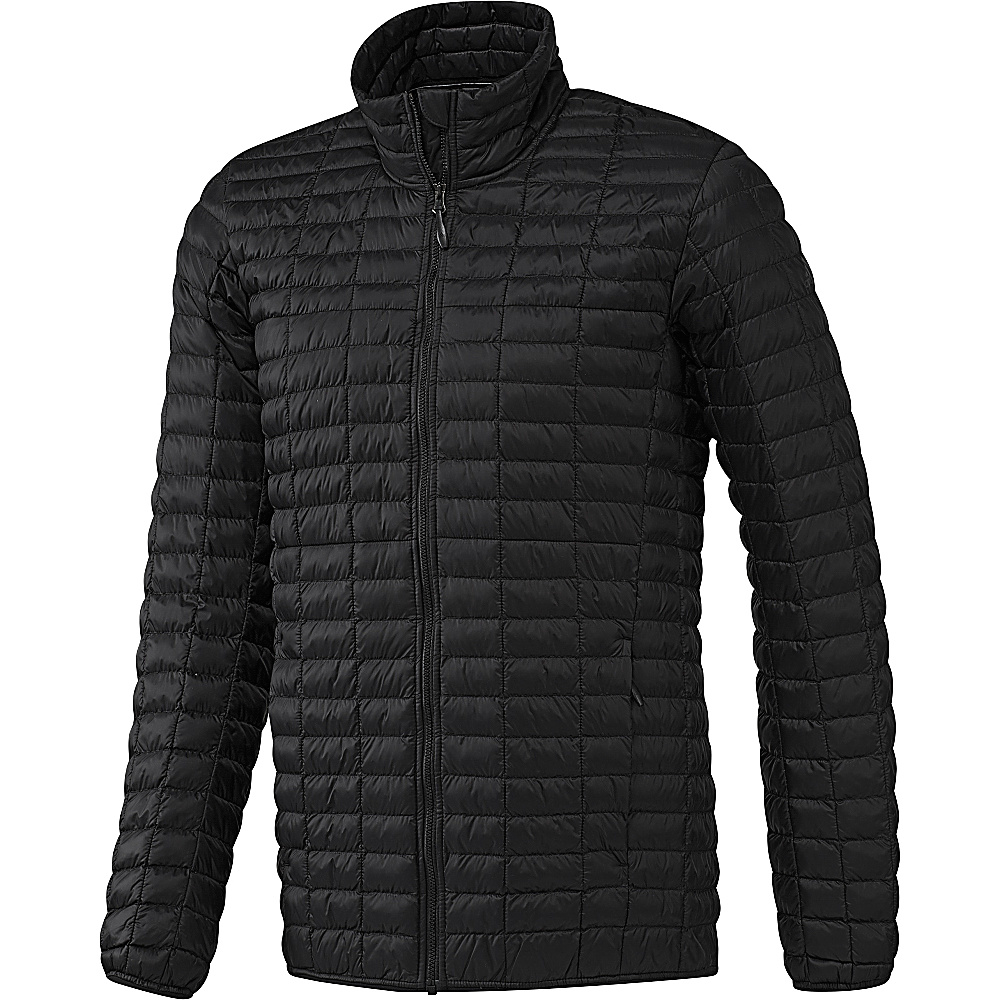 adidas outdoor Mens Flyloft Jacket S - Black/Utility Black - adidas outdoor Mens Apparel - Apparel & Footwear, Men's Apparel