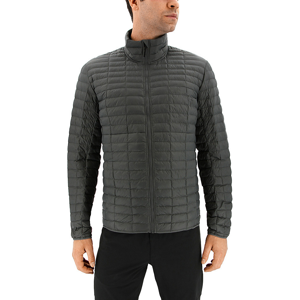 adidas outdoor Mens Flyloft Jacket S - Grey Five - adidas outdoor Mens Apparel - Apparel & Footwear, Men's Apparel