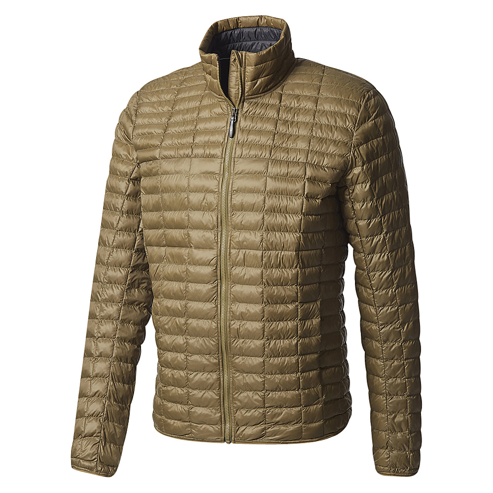 adidas outdoor Mens Flyloft Jacket S - Trace Olive - adidas outdoor Mens Apparel - Apparel & Footwear, Men's Apparel