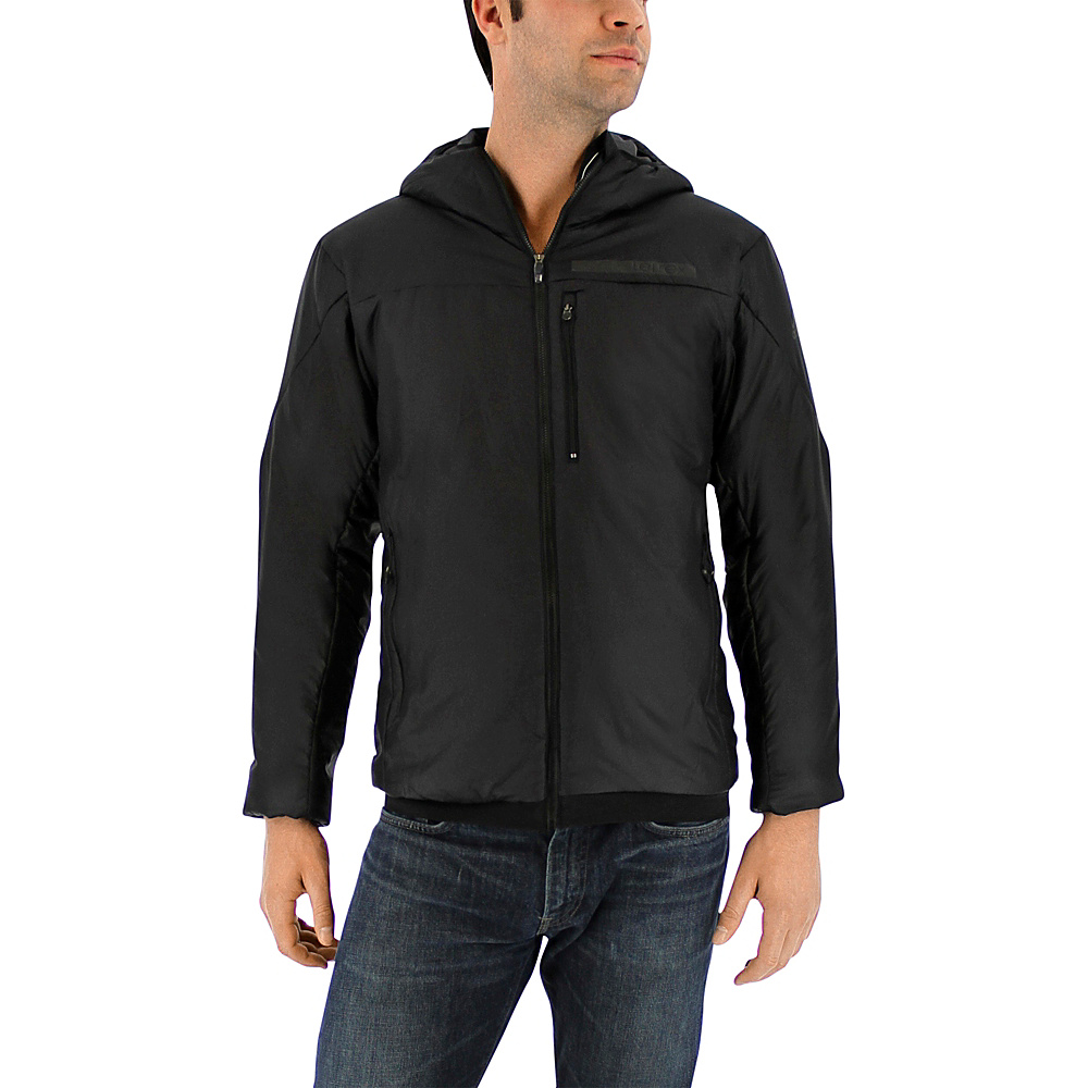 adidas apparel Mens Terrex Ndosphere Flex Hooded Jacket II 2XL Black adidas apparel Men s Apparel