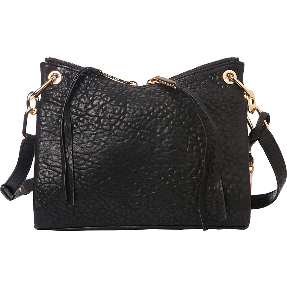 Vince Camuto Avin Crossbody Black Vince Camuto Designer Handbags