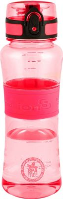 Ion8 Ultimate Water Bottle Pink - Ion8 Hydration Packs and Bottles